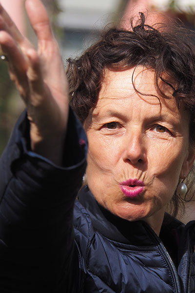 Brigitte Heynen - Frauen-Coachin